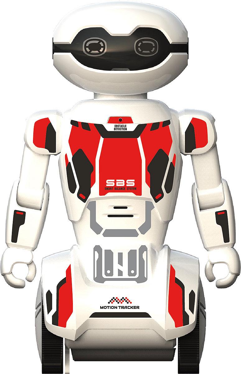 Робот Silverlit Макробот , цвет: красный детские игрушки блоги следуй www sledui com
