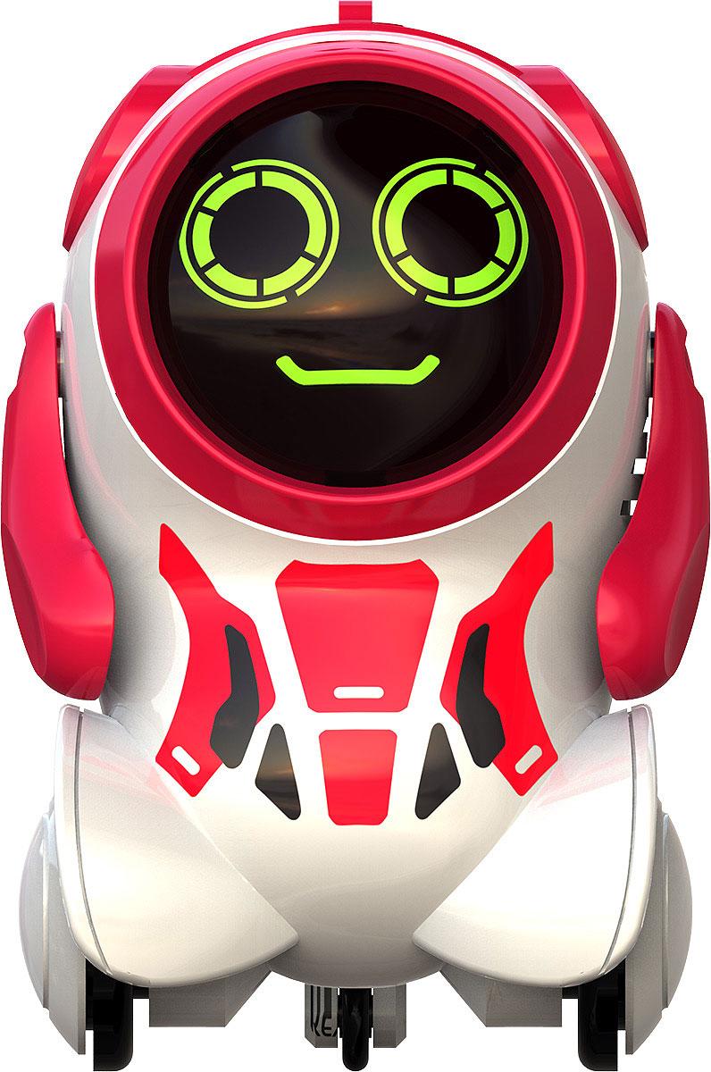 Робот Silverlit Покибот , цвет: красный цена