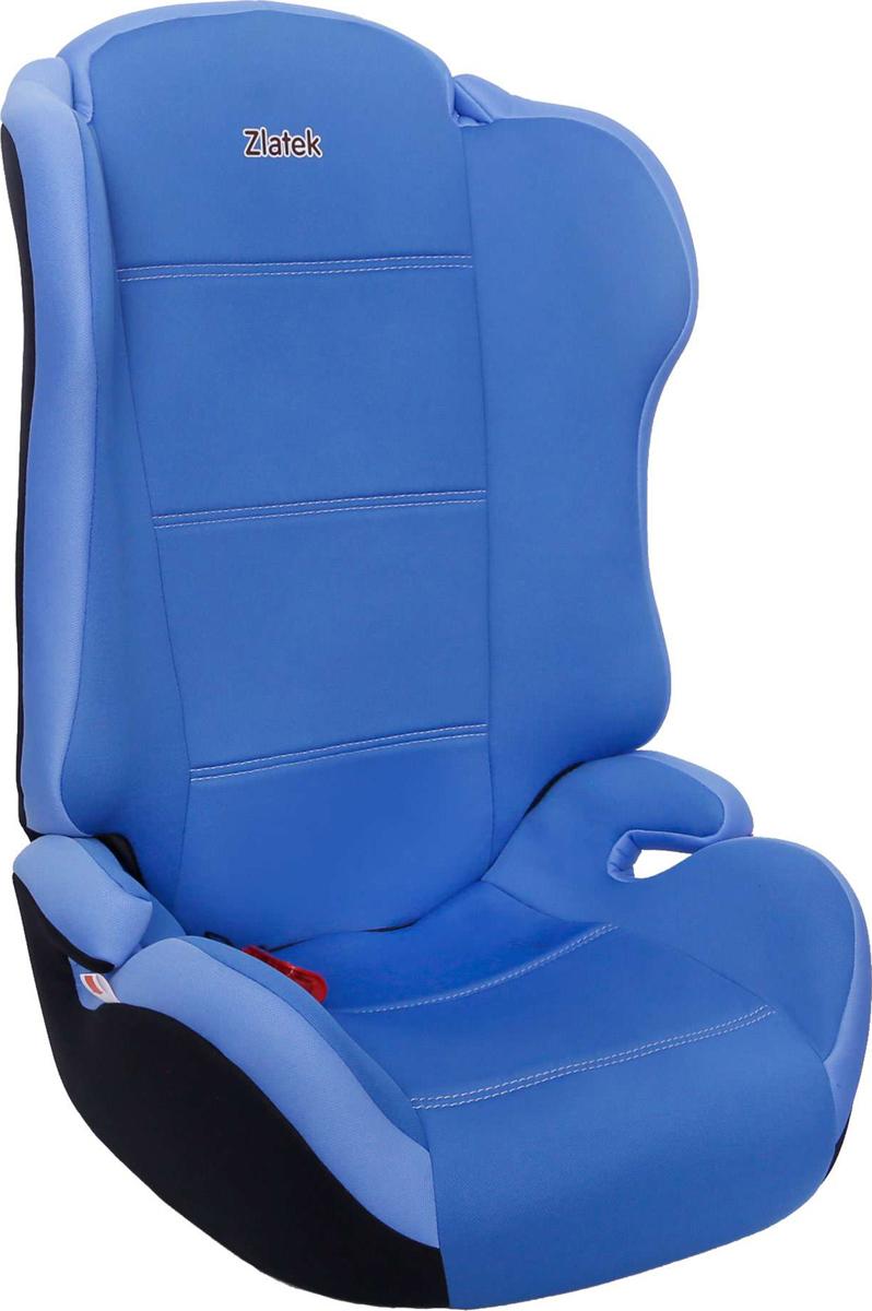 Автокресло Zlatek Lincor, цвет: синий, от 15 до 36 кг