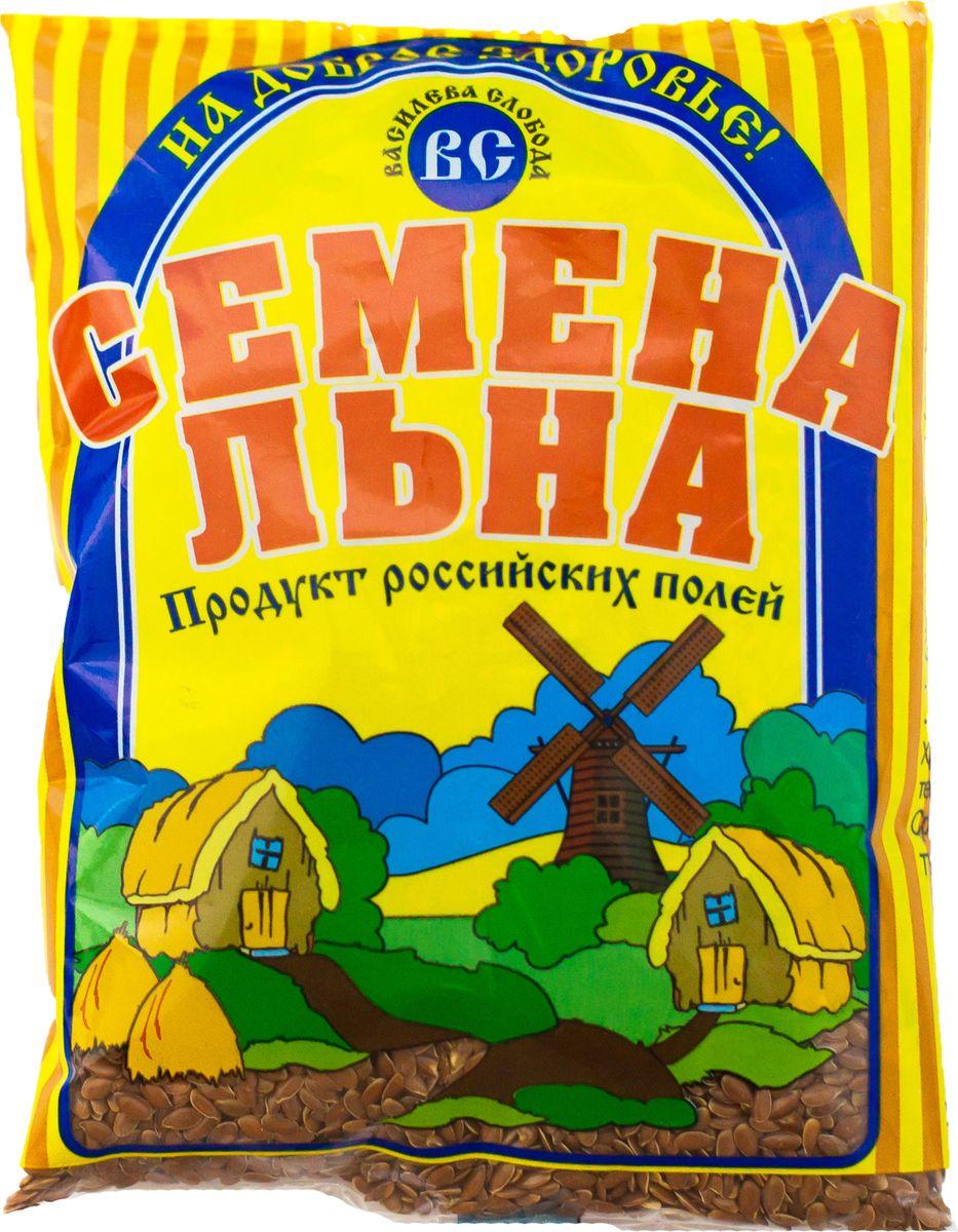 Семена льна Василева Слобода, 200 г