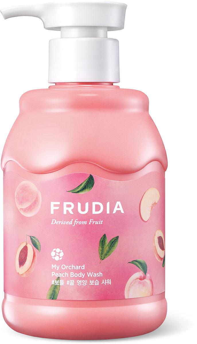 Гель для душа Frudia My Orchard Peach Body Wash, с персиком, 350 мл