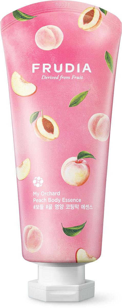 Молочко для тела Frudia My Orchard Peach Body Essence Фрудиа, с персиком, 200 мл