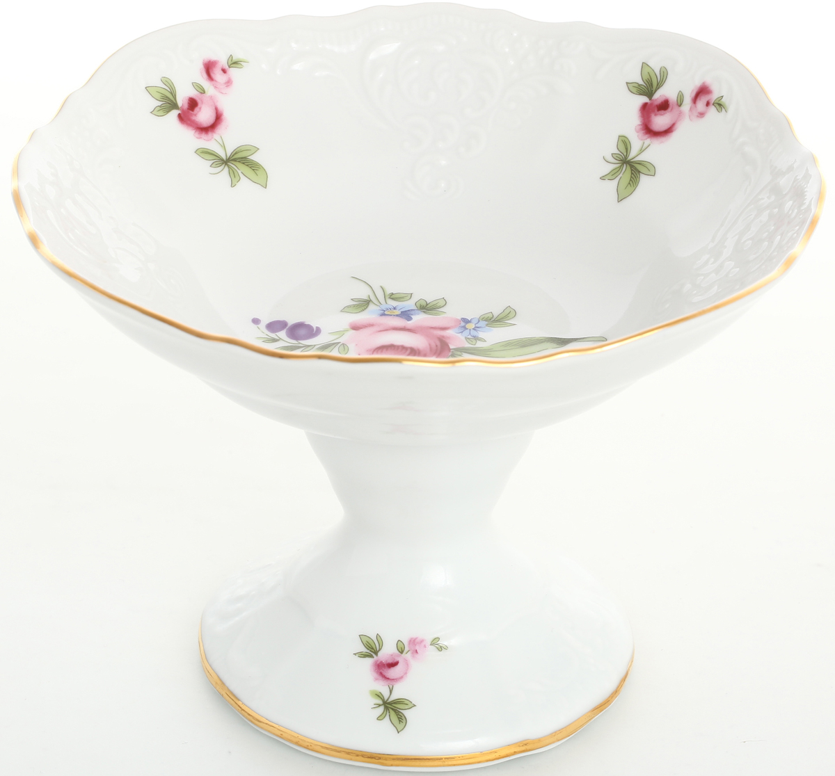 Конфетница Bernadotte Полевой цветок, диаметр 16 см цена