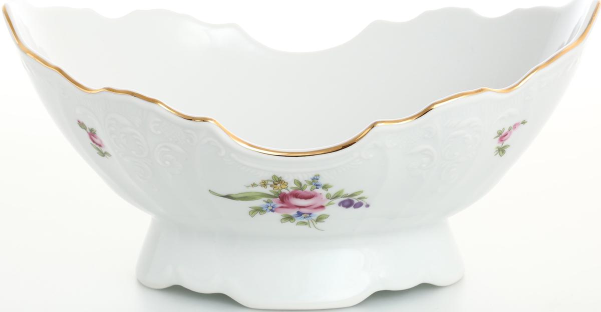 Ваза для фруктов Bernadotte Полевой цветок, 28 см ваза 23 см bernadotte ваза 23 см