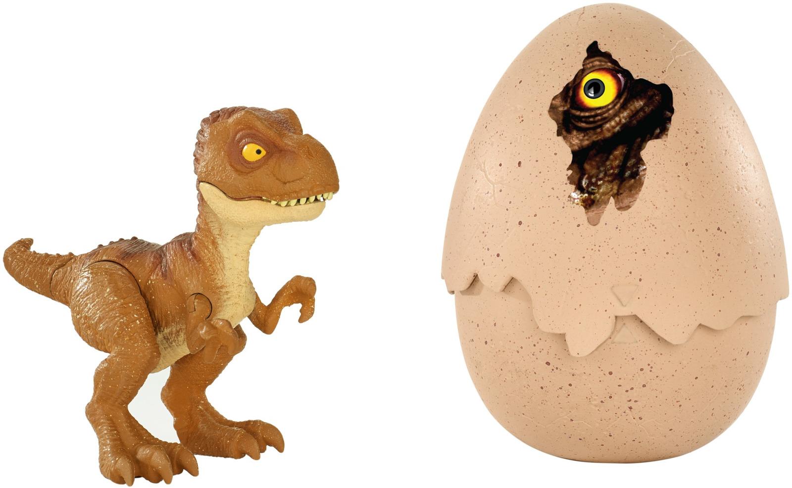 "Фигурка Jurassic World ""Динозавр в яйце"". FMB93"