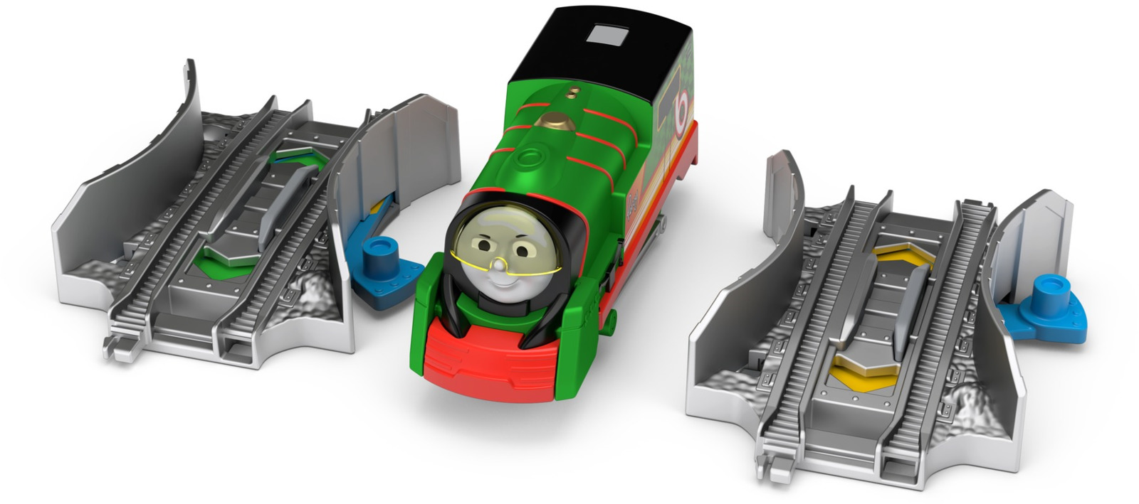 Паровоз Thomas & Friends Trackmaster Turbo Percy Pack. FPW70