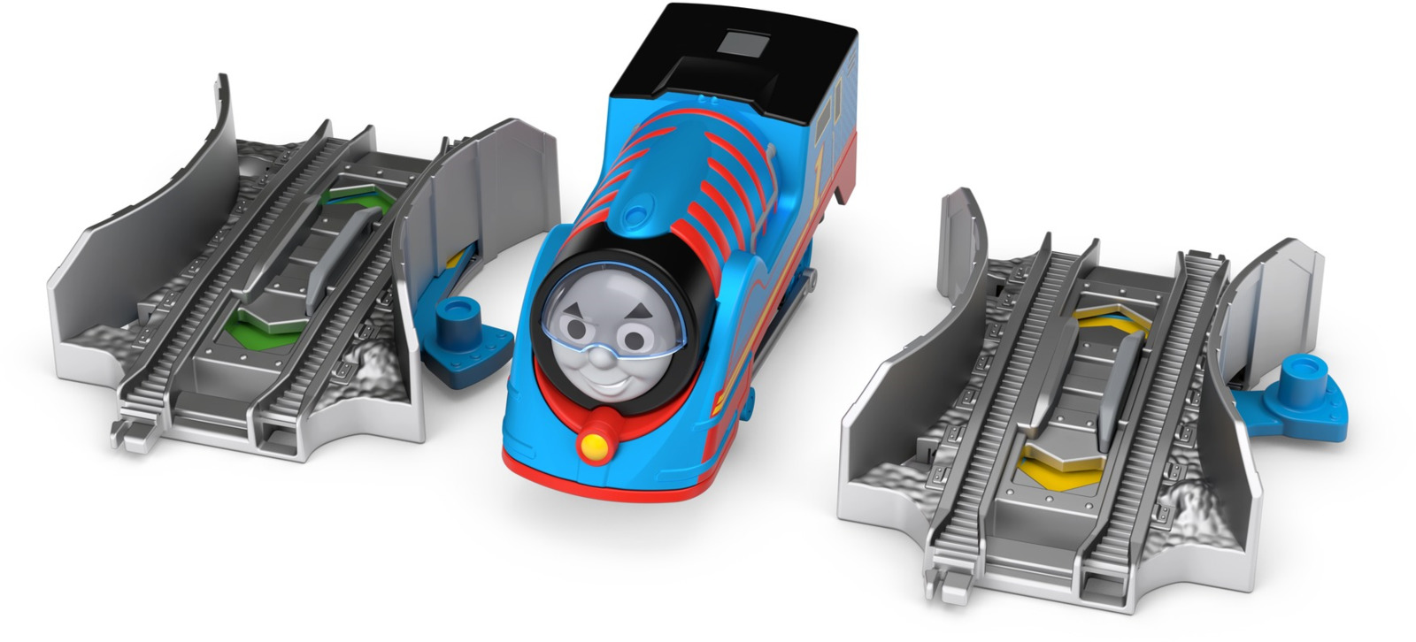 Паровоз Thomas & Friends Trackmaster Turbo Engines. FPW69