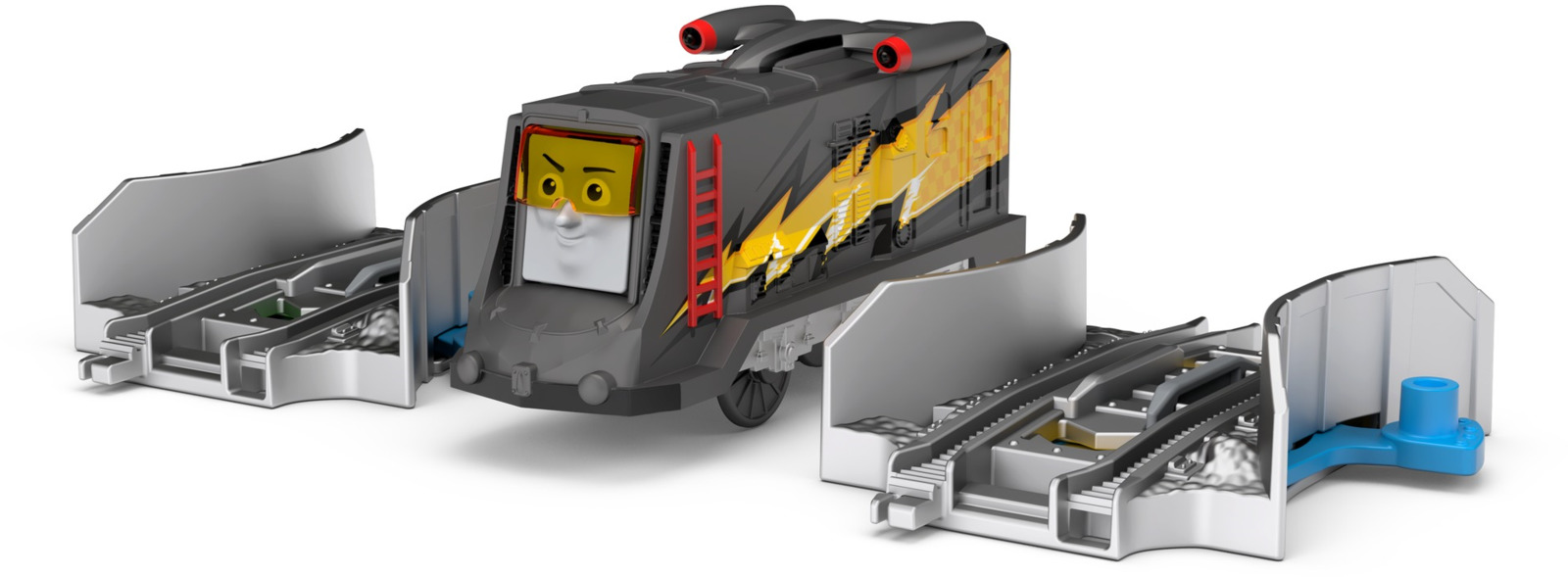 Паровоз Thomas & Friends Trackmaster Turbo Engines. FPW71