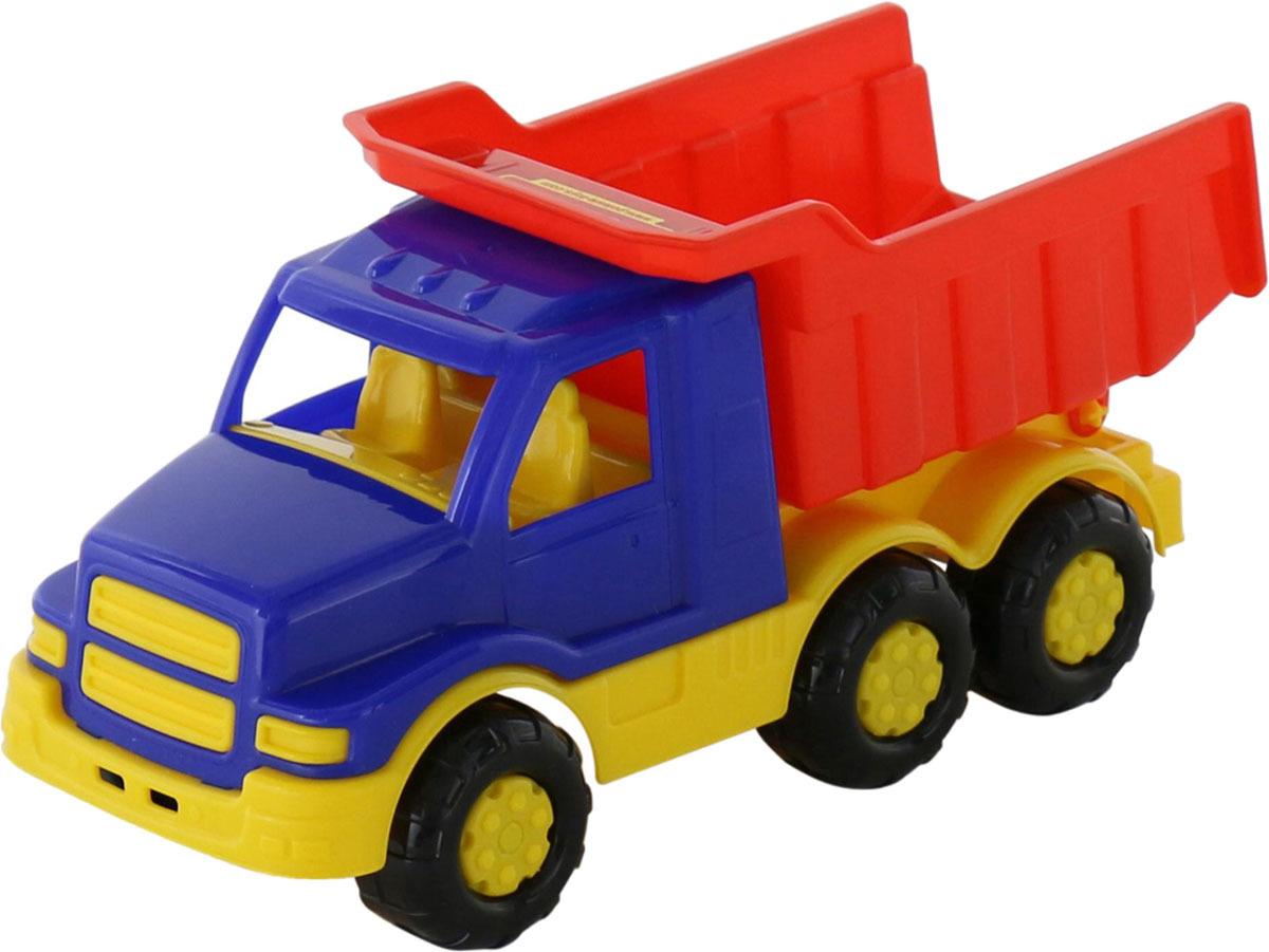 Самосвал Полесье Гоша, 68149 автомобиль самосвал полесье гоша 35196 синяя кабина