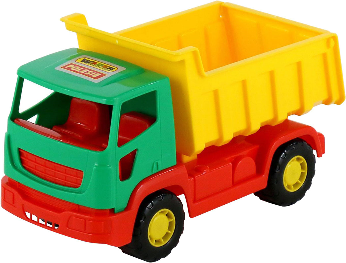 Самосвал Полесье Агат, цвет в ассортименте игрушка полесье агат 56429