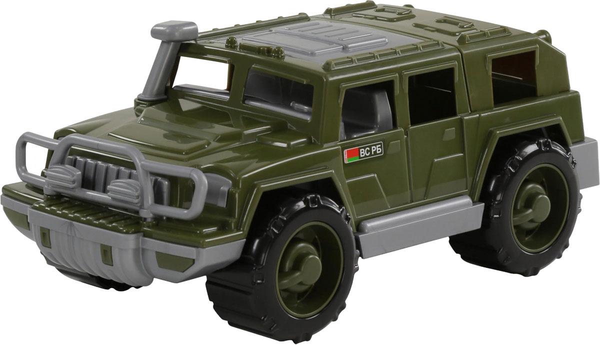 все цены на Джип военный Полесье Защитник, 69450, цвет в ассортименте онлайн