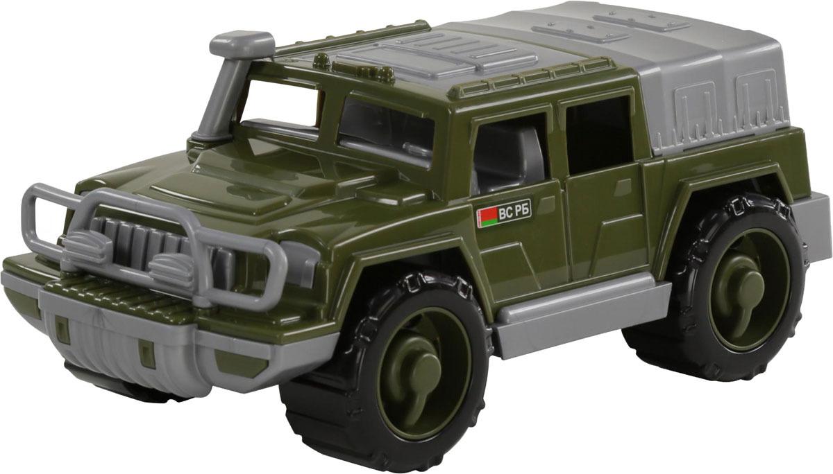 все цены на Джип военный Полесье Защитник №1, 69504, цвет в ассортименте онлайн
