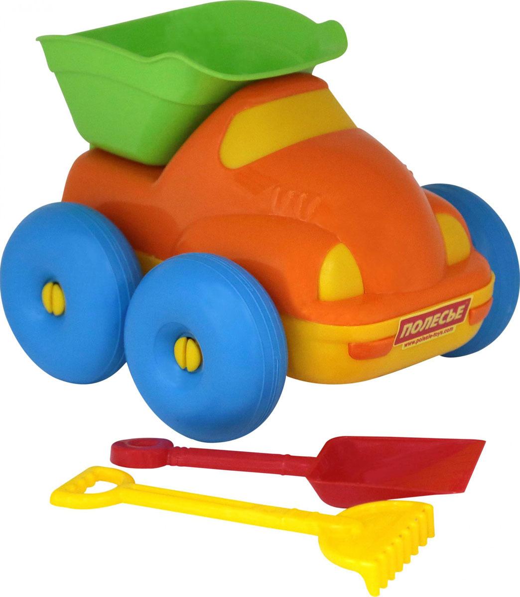 Фото - Набор для песочницы Полесье, 3 предмета, цвет в ассортименте полесье набор игрушек для песочницы 468 цвет в ассортименте