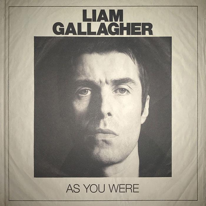 Лиам Галлахер Liam Gallagher. As You Were (LP + CD) liam gallagher amsterdam