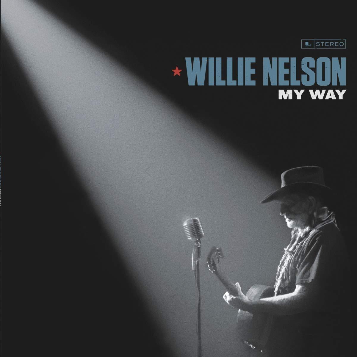 Фото - Уилли Нельсон Willie Nelson. My Way (LP) уилли нельсон willie nelson last man standing lp