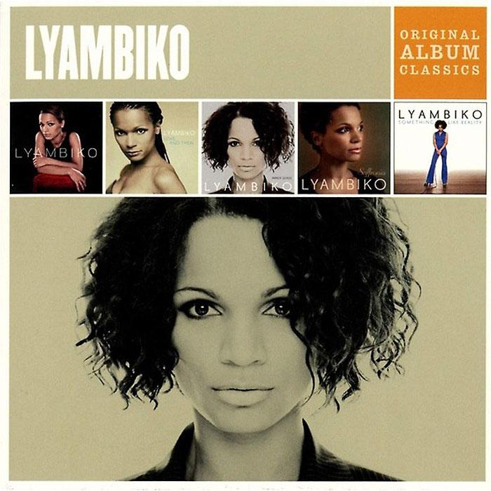Lyambiko Lyambiko. Original Album Classics (5 CD) джо сатриани joe satriani original album classics 5 cd