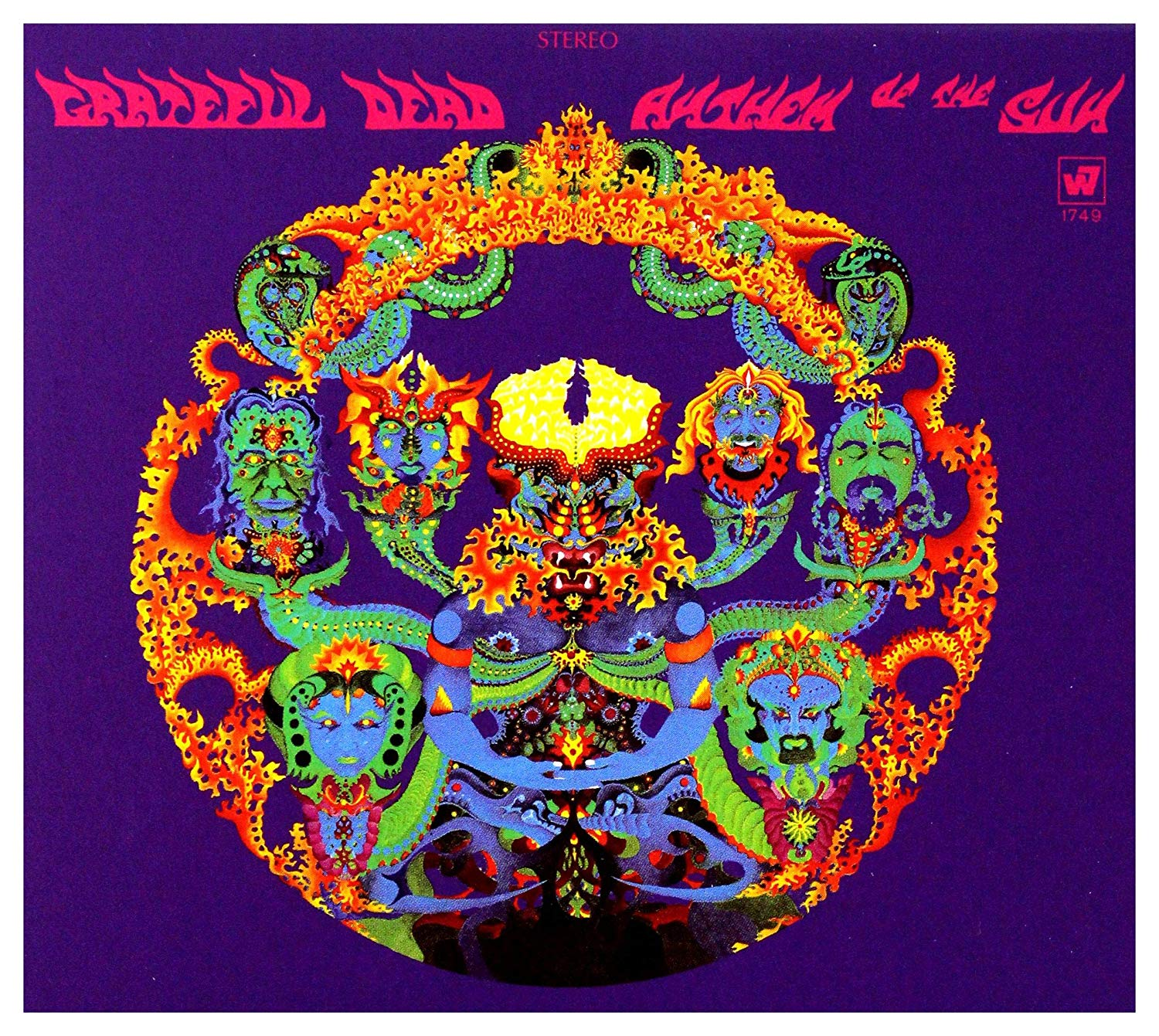 цена на The Grateful Dead The Grateful Dead. Anthem Of The Sun. 50th Anniversary. Deluxe Edition (2 CD)