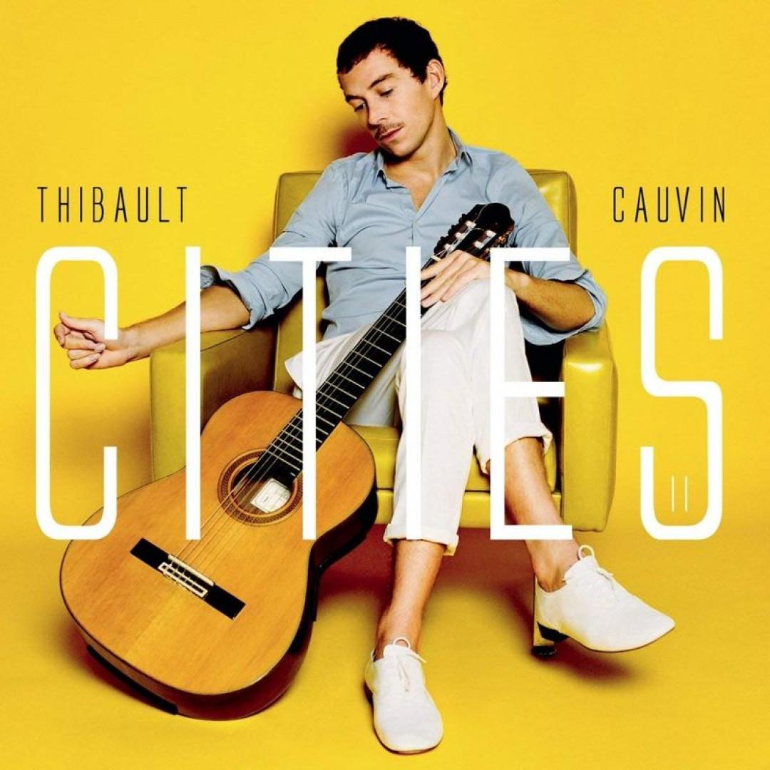 лучшая цена Thibault Cauvin Thibault Cauvin. Cities II (2 LP)