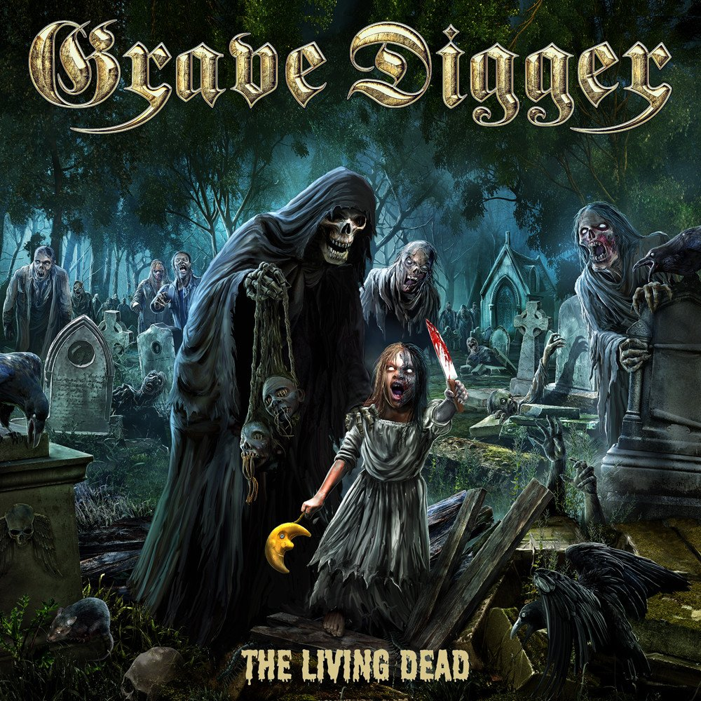 Grave Digger Grave Digger. The Living Dead one potion in the grave