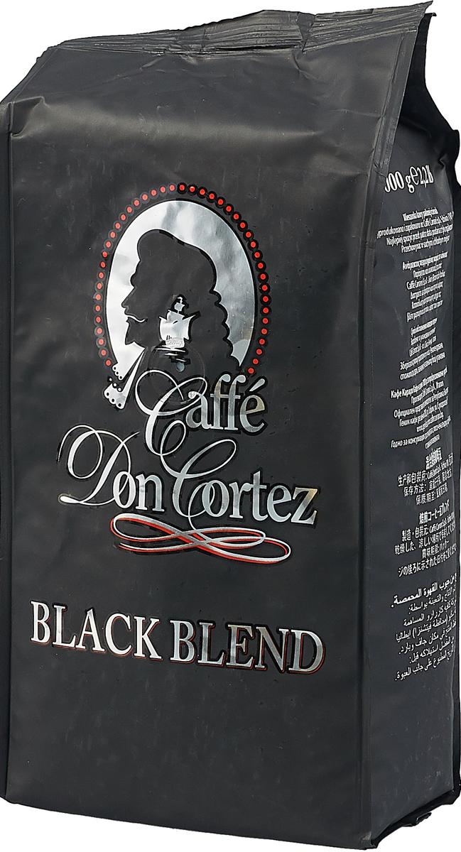 Carraro Don Cortez Black кофе в зернах, 1 кг кофе в зернах carraro 1927 250 г ж б
