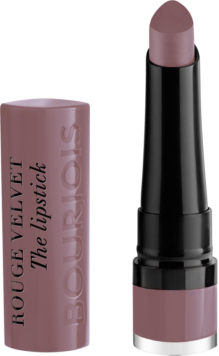 Помада для губ Bourjois Rouge Velvet StickТон 17