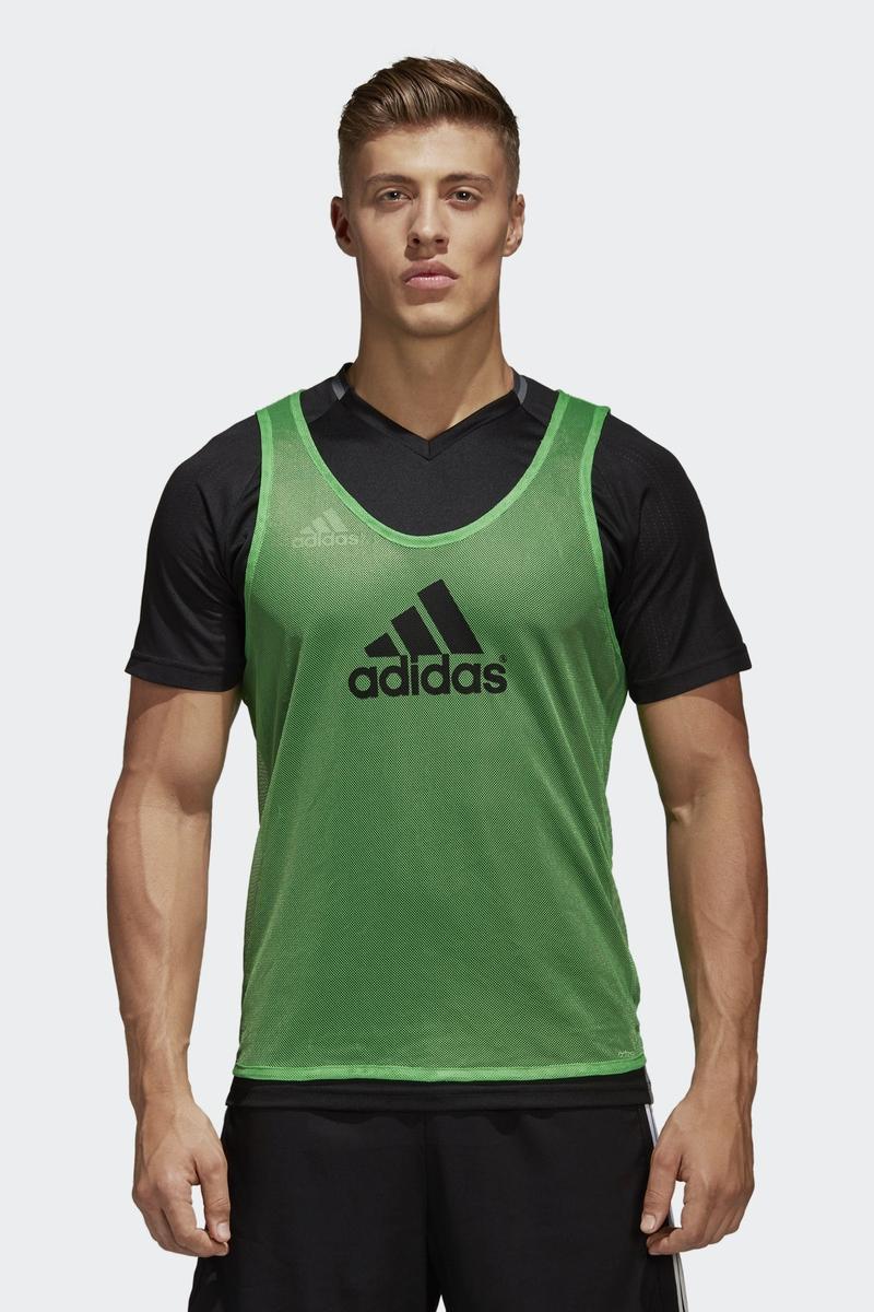 Манишка футбольная adidas