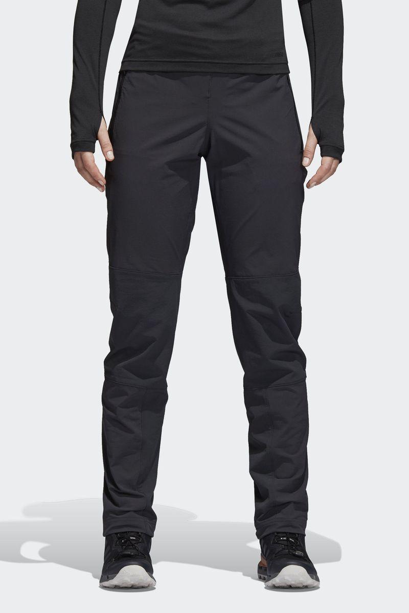 Брюки adidas W Multi Pants multi stripe knit pants