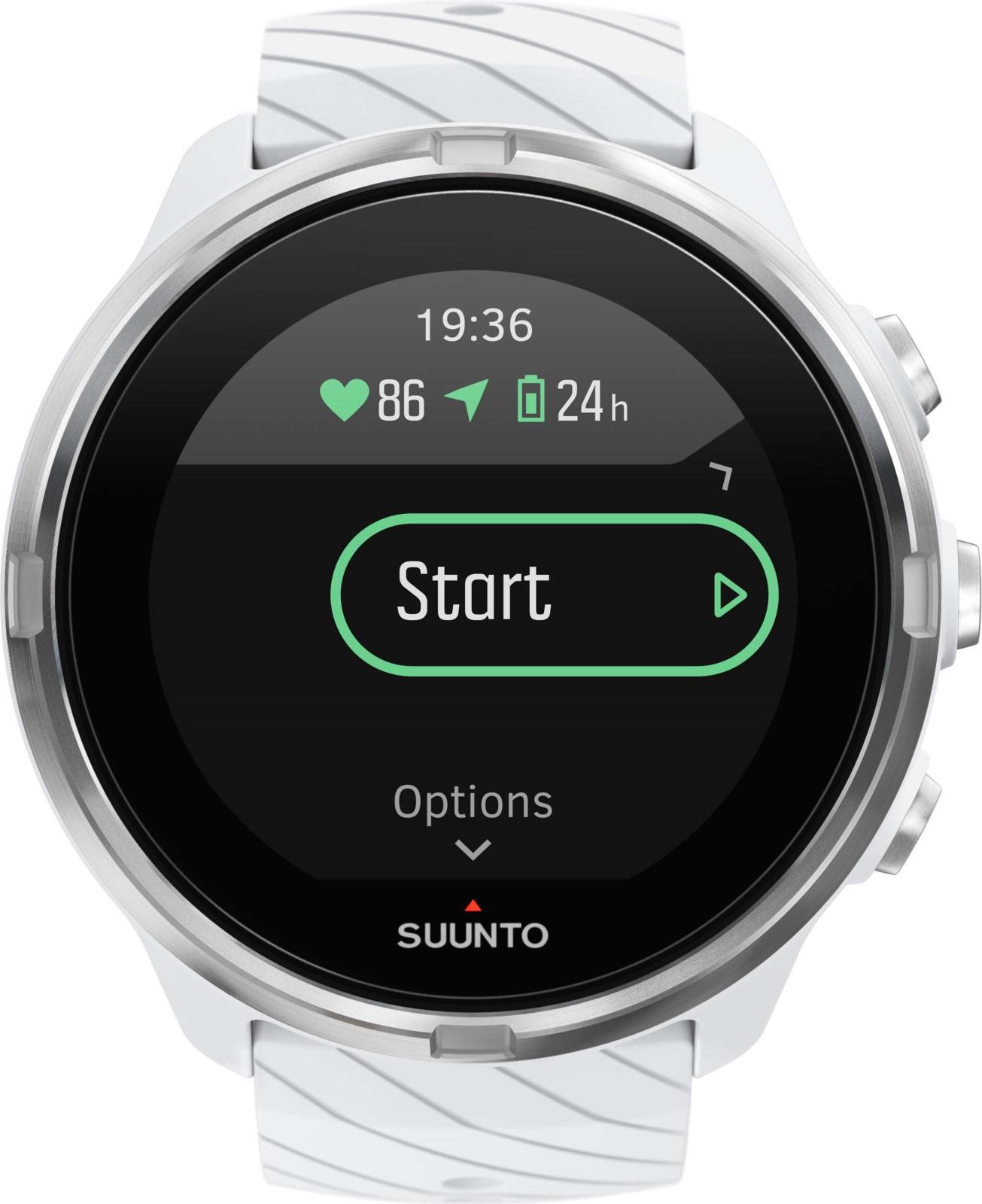 Спортивные часы Suunto 9 G1 White спортивные часы suunto 9 white