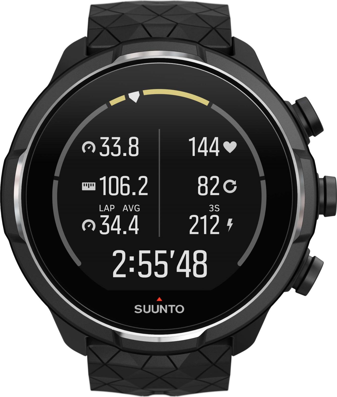 Спортивные часы Suunto 9 G1 Baro Titanium спортивные часы suunto 9 white