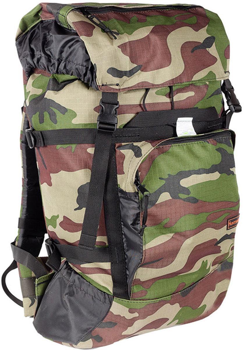 рюкзак dakine campus цвет камуфляж 33 л Рюкзак туристический Huntsman Кодар Air Mesh, цвет: камуфляж классический, 40 л
