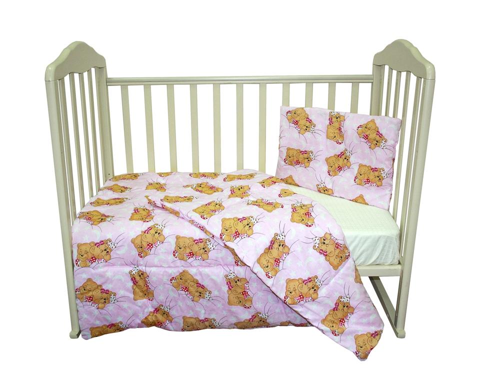 Комплект одеяло и подушки Soft Story Мишки в облаках комплект одеяло и подушки soft story мишки в облаках