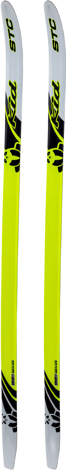 цена на Лыжи прогулочные детские STC Kids skis/ step, 130 см