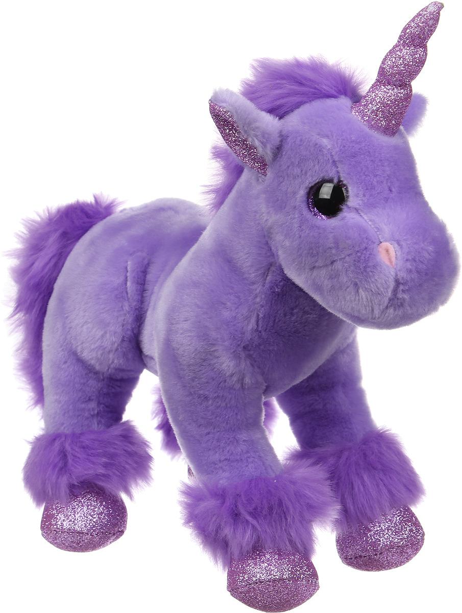 """Мягкая игрушка Teddy """"Единорог"""", 23 см"""