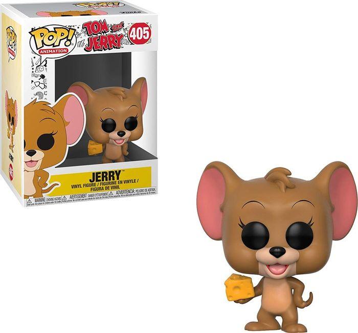 Фигурка Funko POP! Vinyl: Tom and Jerry S1: Jerry 32166 фигурка funko pop vinyl yu gi oh s1 yami yugi 27448