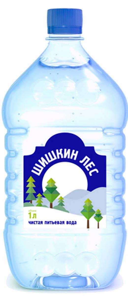 Вода питьевая Шишкин лес, 1 л
