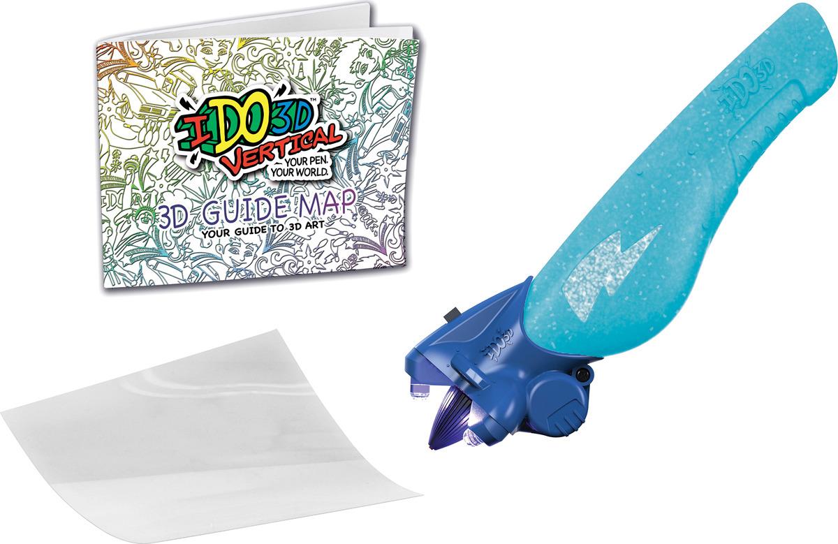 """Redwood 3D ручка """"Формула 4D"""", цвет: голубой"""