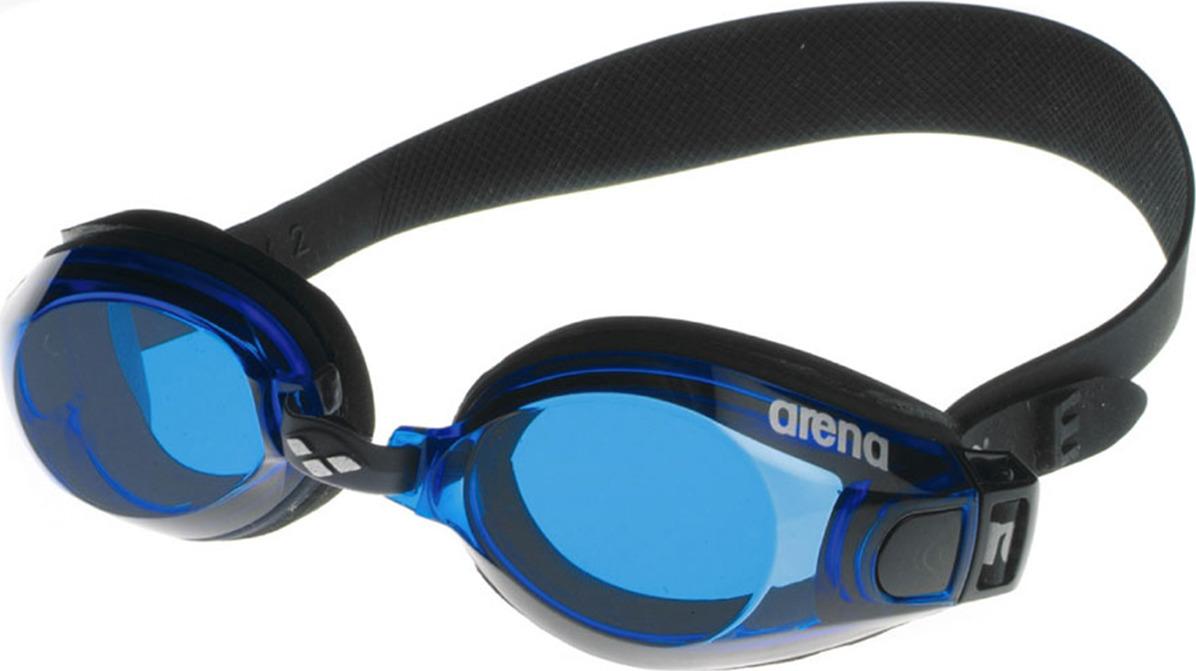 Очки для плавания Arena Zoom Neoprene, цвет: черный, темно-синий. 92279 57 arena импортные плавательные очки противотуманные большие рамочные очки водонепроницаемые