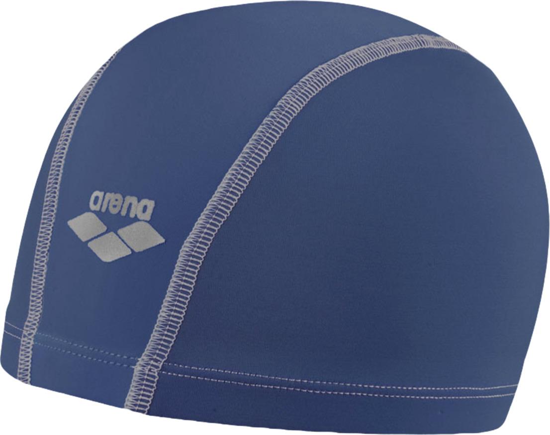 Шапочка для плавания Arena Unix, цвет: деним. 91278 16 шапочка для плавания детская arena unix jr цвет красный 91279 40