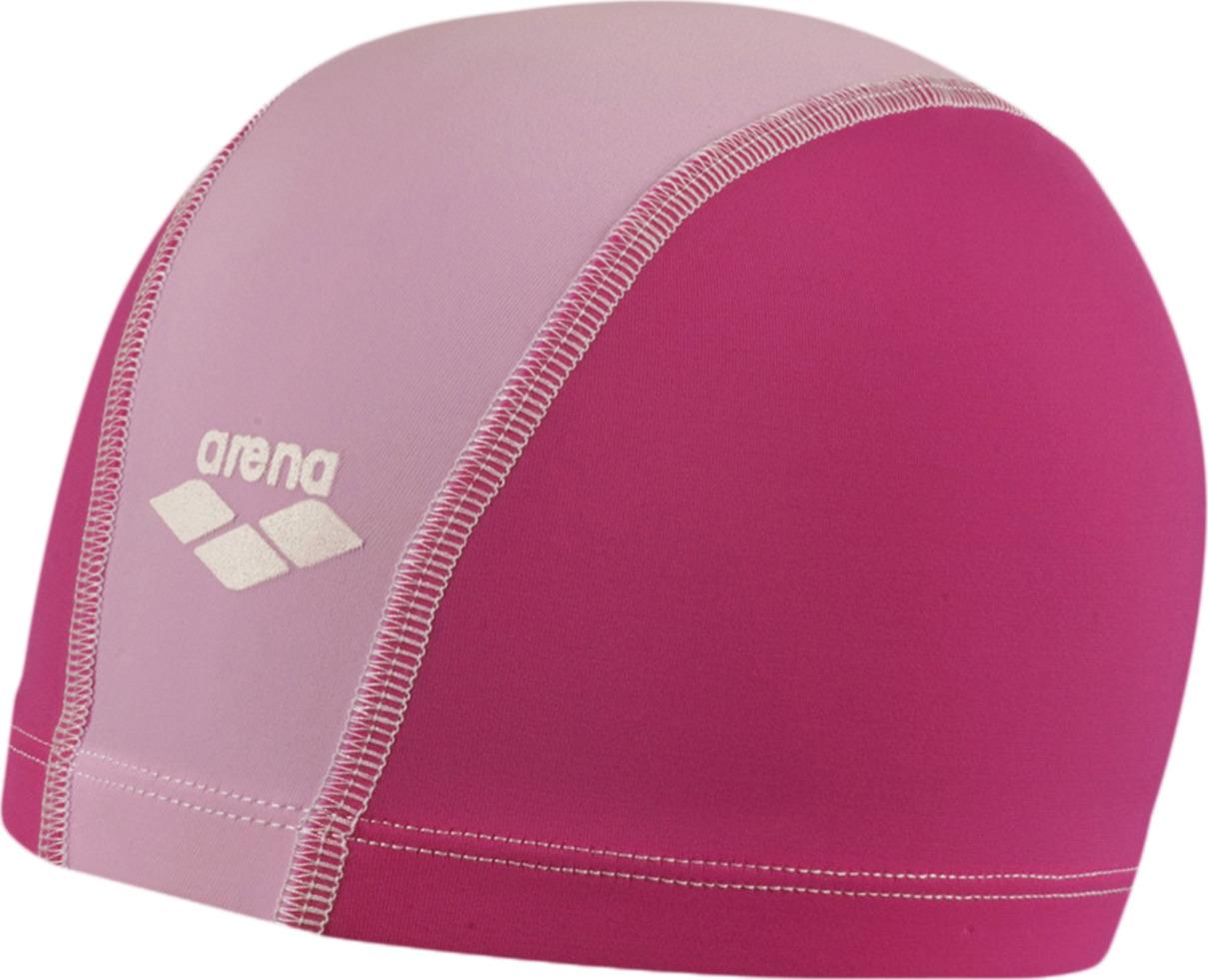 Шапочка для плавания детская Arena Unix Jr, цвет: розовый, белый. 91279 25 шапочка для плавания детская arena unix jr цвет красный 91279 40