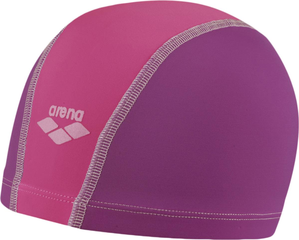 Шапочка для плавания детская Arena Unix Jr, цвет: розовый, фиолетовый. 91279 26 шапочка для плавания детская arena unix jr цвет красный 91279 40