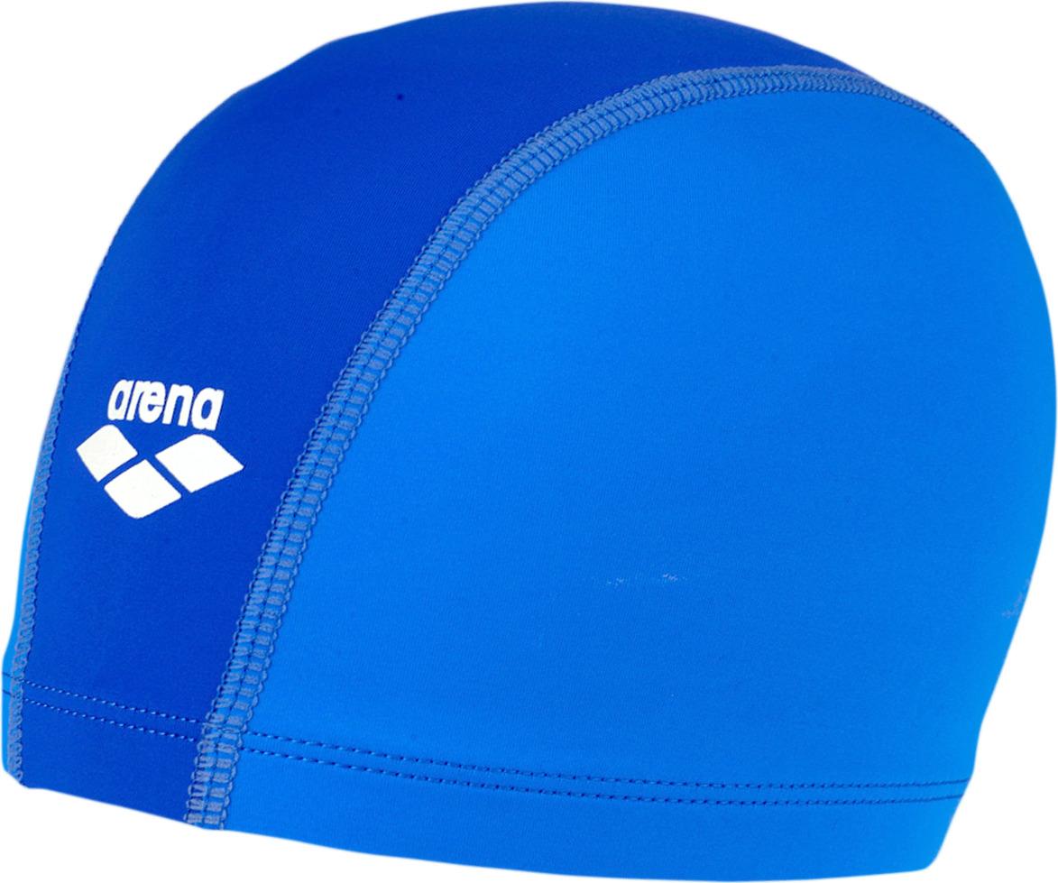 Шапочка для плавания детская Arena Unix Jr, цвет: голубой, синий. 91279 49 шапочка для плавания детская arena unix jr цвет красный 91279 40