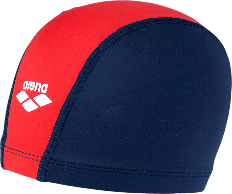 Шапочка для плавания детская Arena Unix Jr, цвет: деним, красный. 91279 94 шапочка для плавания детская arena unix jr цвет красный 91279 40