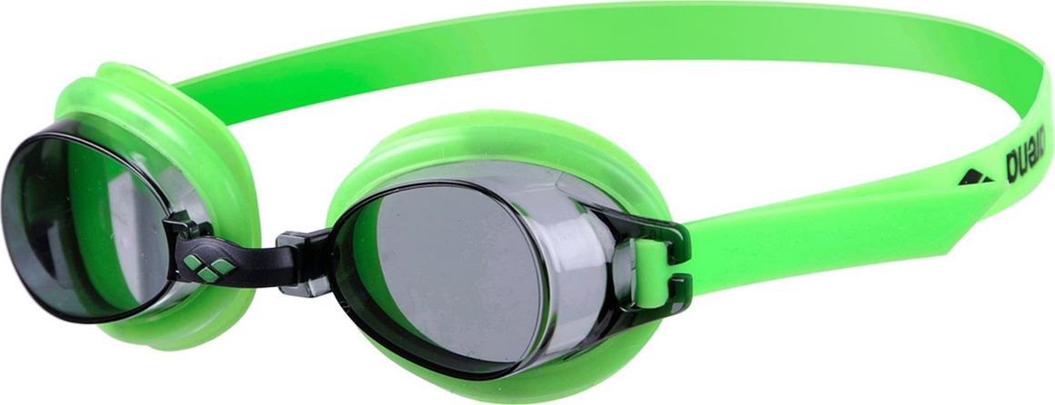 Очки Arena Bubble 3 Jr Lime/Smoke (92395 65) arena импортные плавательные очки противотуманные большие рамочные очки водонепроницаемые