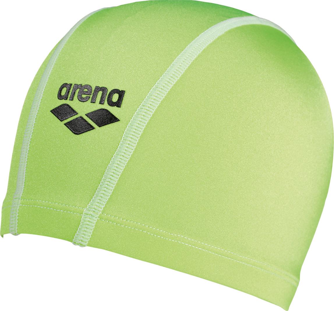 Шапочка для плавания детская Arena Unix Jr, цвет: зеленый. 91279 31 шапочка для плавания детская arena unix jr цвет красный 91279 40