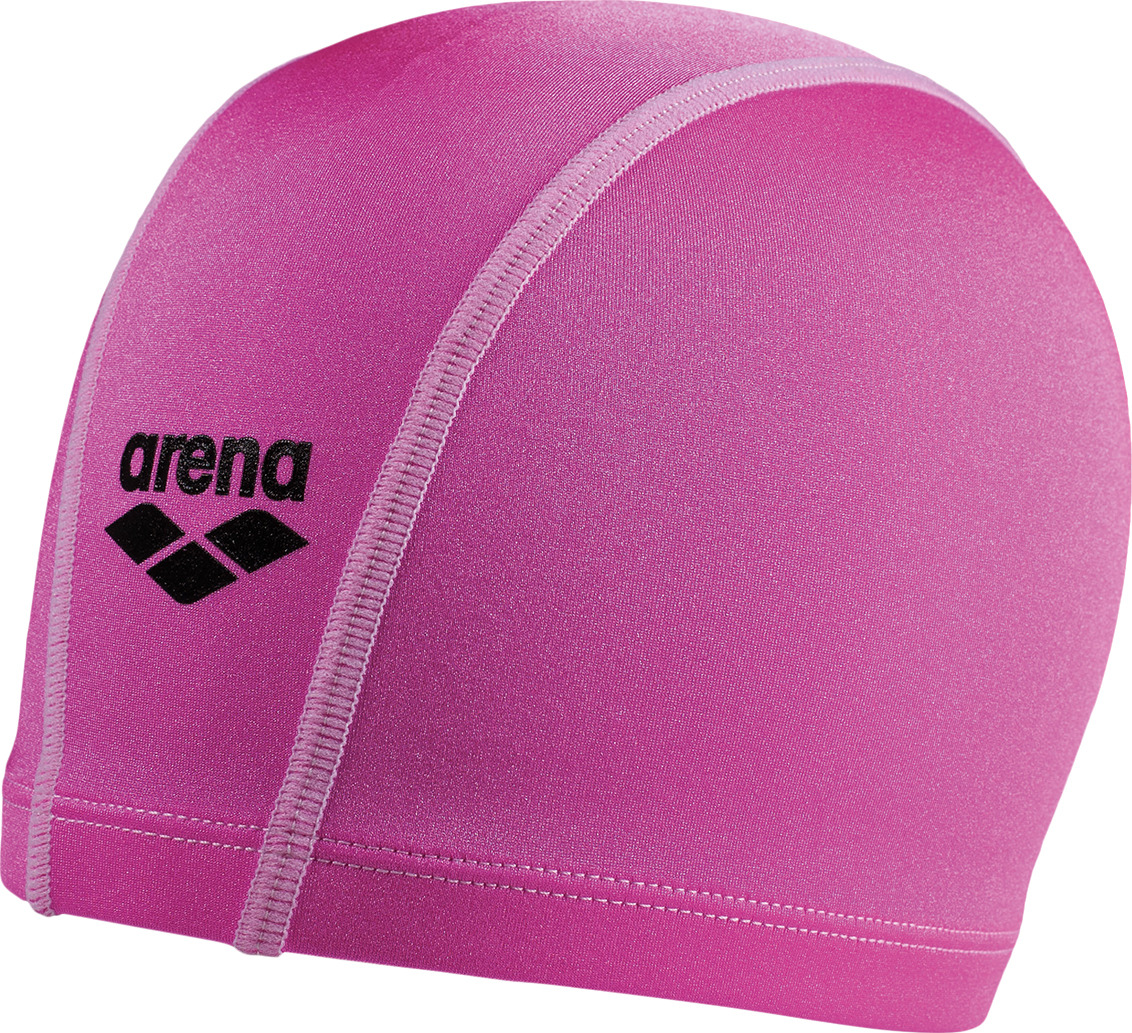Шапочка для плавания детская Arena Unix Jr, цвет: розовый. 91279 43 шапочка для плавания детская arena unix jr цвет красный 91279 40