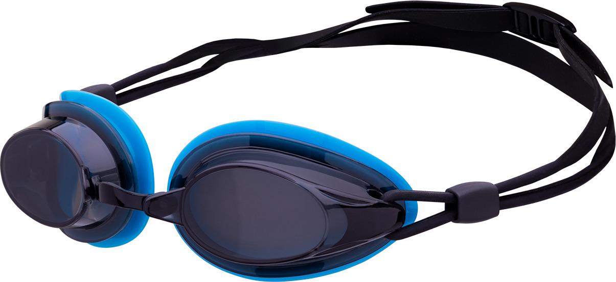 Фото - Очки для плавания Longsail Spirit, цвет: черный, синий. L031555 линзы