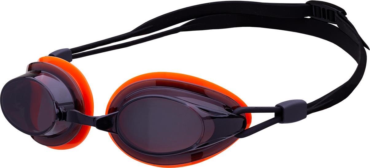 Фото - Очки для плавания Longsail Spirit, цвет: черный, оранжевый. L031555 линзы