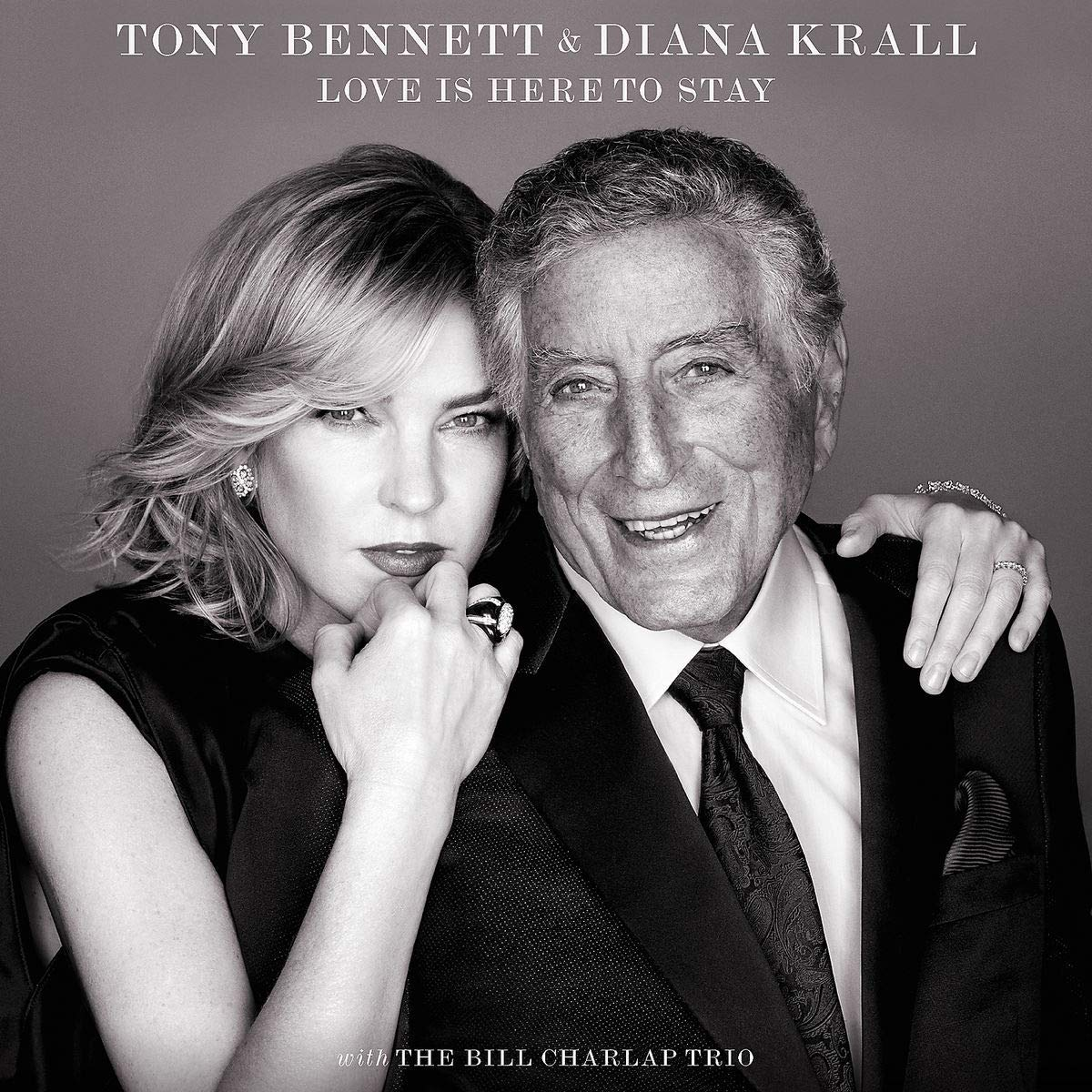 Тони Беннетт,Дайана Кролл Tony Bennett & Diana Krall. Love Is Here To Stay (LP) дайана кролл diana krall the look of love