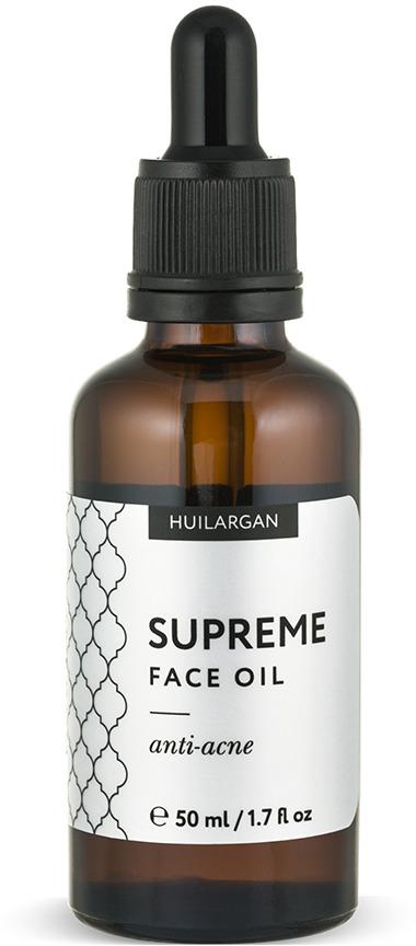 Масло для лица против акне Huilargan Supreme Oil Anti-Acne, 50 мл делекс акне гель от угрей 30г