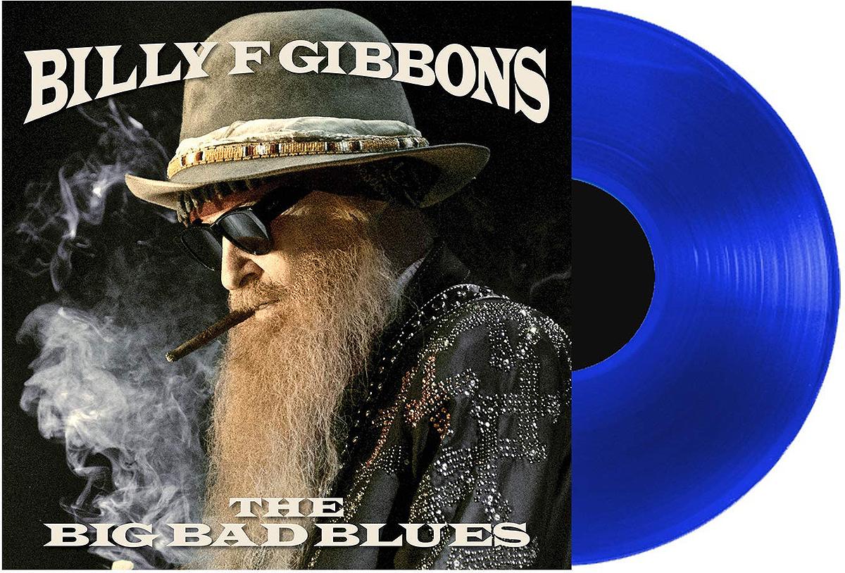Билли Гиббонс Billy Gibbons. Big Bad Blues (LP) билли кобхэм billy cobham crosswinds